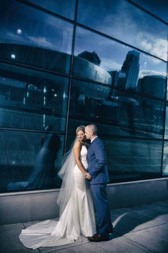 Kansas City Wedding Photographers | Kansas City Luxury Weddings | Monarch Room Kansas City Wedding
