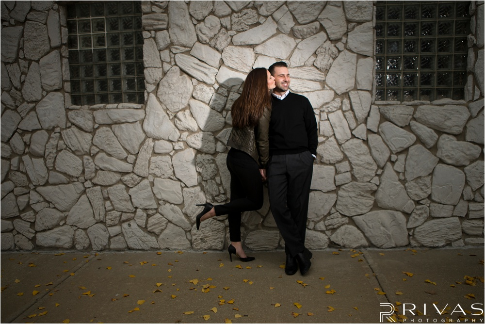 A Columbus Park Engagement
