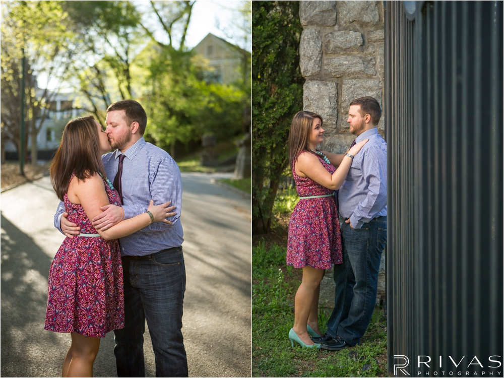 Kansas City Wedding Photography | Atlanta Engagement Session | Destination Engagement Photographers
