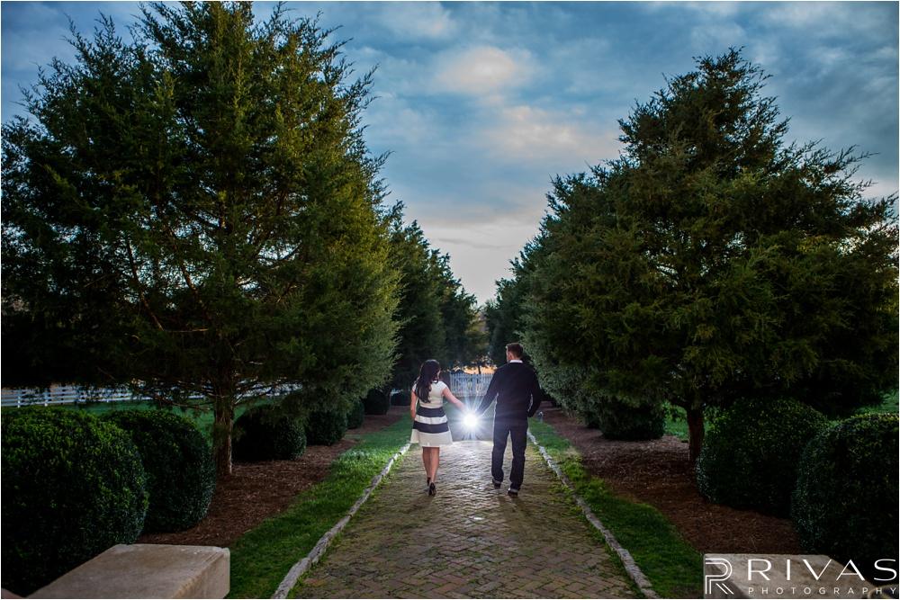 Nashville Engagement Session - Carnton Plantation - Nashville Engagement Photographers - Kansas City Wedding Photographers