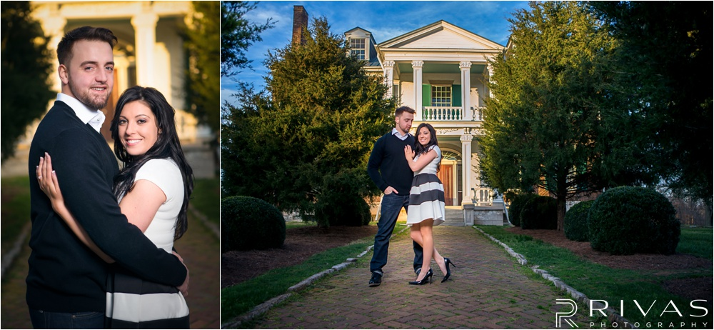 Nashville Engagement Session - Carnton Plantation - Nashville Engagement Photographers - Kansas City Wedding Photographers