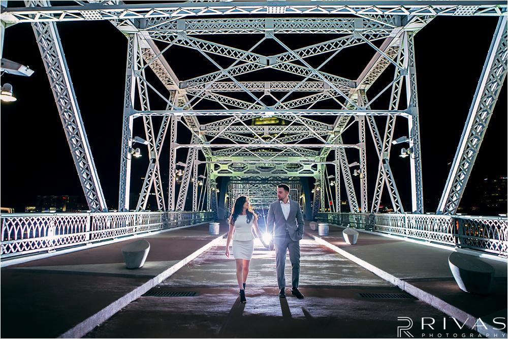 Nashville Engagement Session - Downtown Nashville - Nashville Engagement Photographers - Kansas City Wedding Photographers