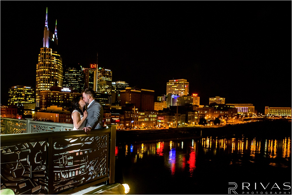 Nashville Engagement Session - Downtown Nashville - Nashville Engagement Photographers - Kansas City Wedding Photographers