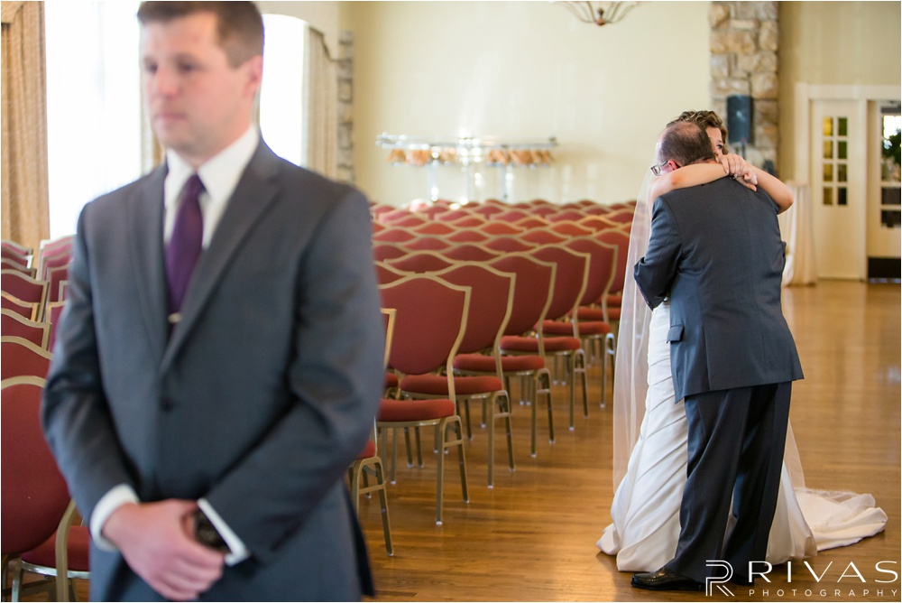 Winter Wedding at The Elms - Kansas City Wedding Photographers