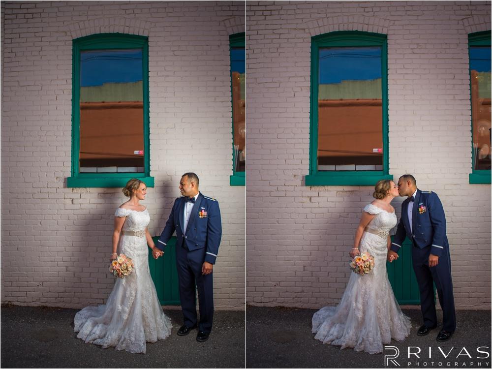 Kansas City Wedding Photographer | Wedding at The Stanley | Rooftop Wedding at The Stanley
