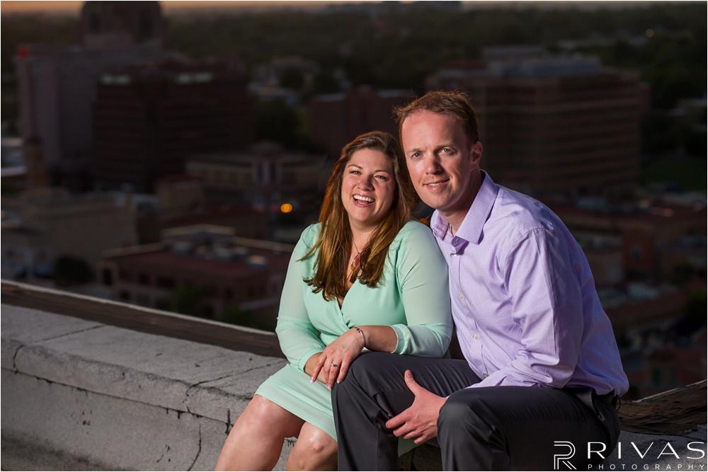 Loose Park Engagement Pictures | Plaza Engagement Pictures | Kansas City Wedding photographer