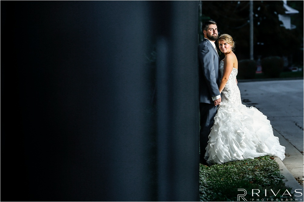 Kansas City Wedding Photographer | Fall Wedding in Kansas City | Wedding at The Loretto