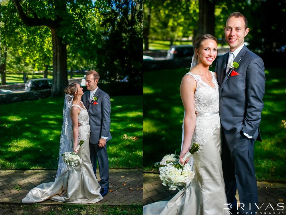 Classic Kansas City Wedding - Kansas City Wedding Photographers - Wedding Pictures at the Nelson