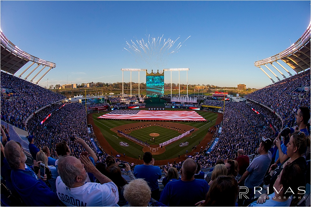 Kansas City Royals Opening Day