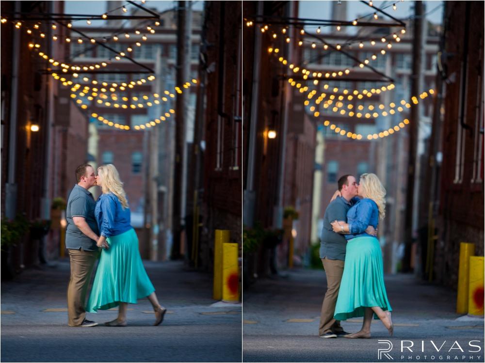 summer engagement session - kansas city wedding photography