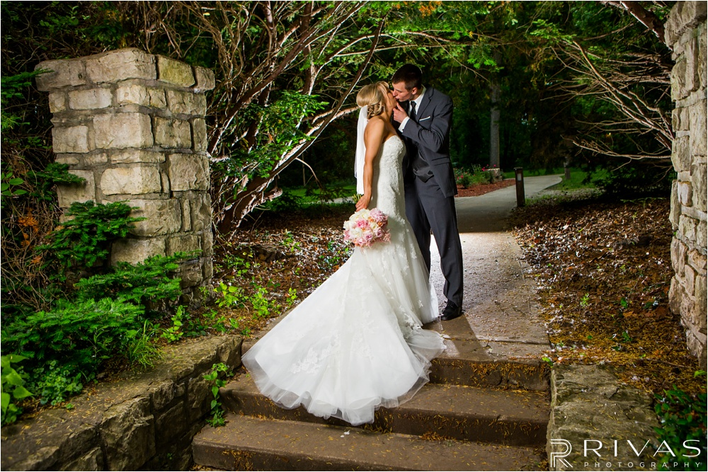 spring wedding at the elms - kansas city wedding photography