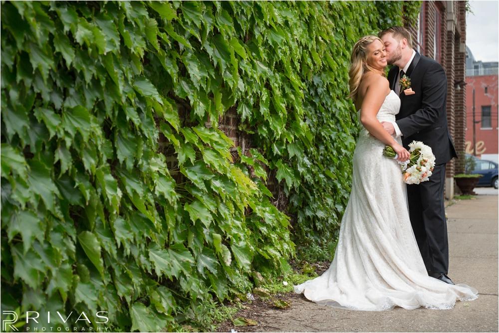 KC Wedding Photographers | Black & White 28 Event Space Wedding