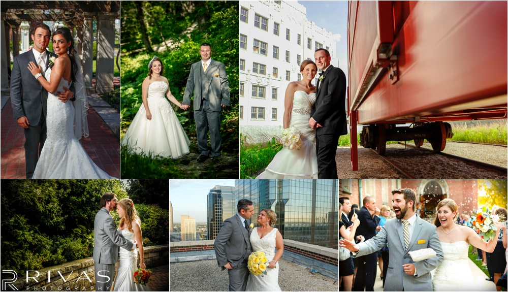 kansas city wedding photographers - amazing clients
