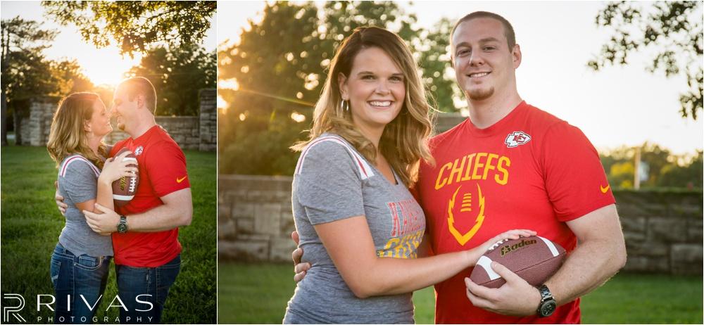 Kansas City Wedding Photographer | swope park engagement session | Overland Park Engagement Session