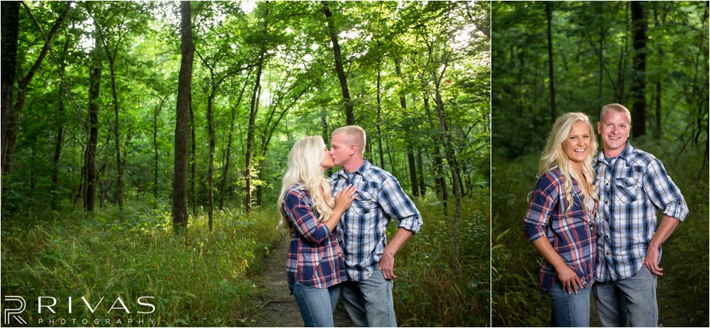 Columbia MO Photographer | KATY Trail Engagement Pictures | Kansas City Wedding Photographer