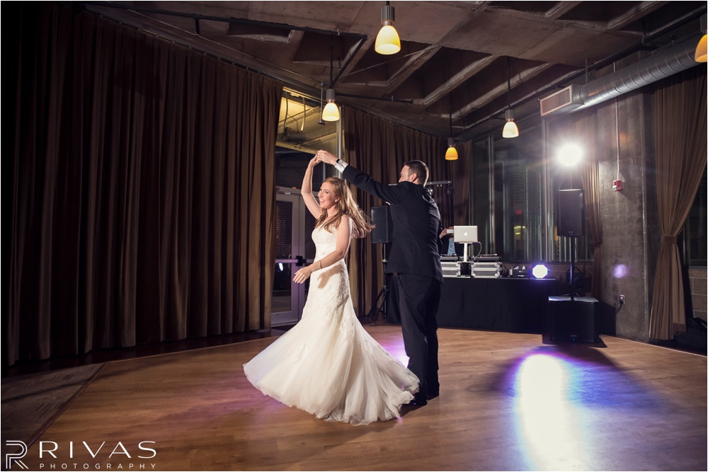 KC Western Auto Wedding | Boulevard Brewery Wedding Reception | Kansas City Wedding Photography