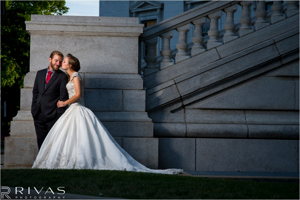 Kansas City Wedding Photographer | Madison WI Summer Bridal Session | Destination Wedding Photographer