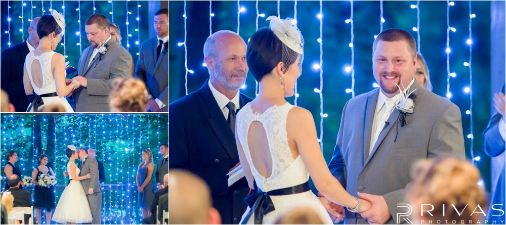 Kansas City Wedding Photographers | fall wedding at The Elms