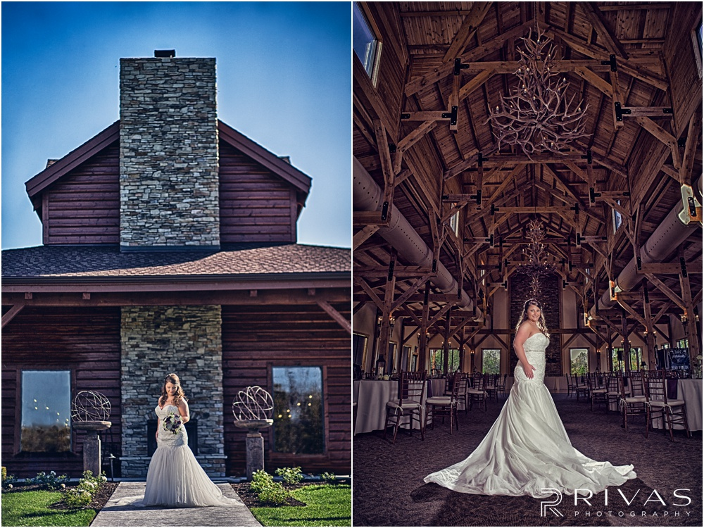 Kansas City Wedding Photographers | elegant fall wedding buffalo lodge | buffalo lodge wedding