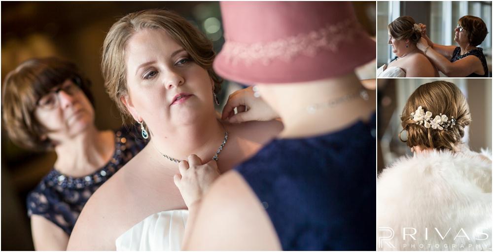 Kansas City Wedding Photography | Winter Wedding at Children's Mercy Park | Rivas Photography